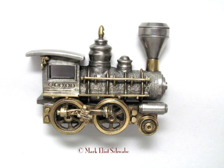 Schwabe Steam Locomotive I_1©